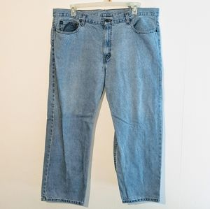 Faded Glory straight leg jeans size 42/30
